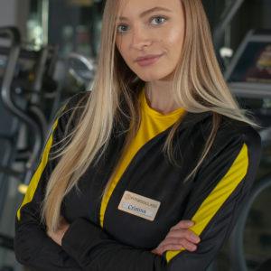 Cristina Burdulescu
