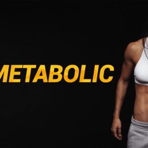 """Презентация новой тренировки """"Metabolic""""."""